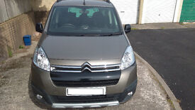 Citroen Berlingo Multispace XTR BlueHdi 100 Very Low Mileage