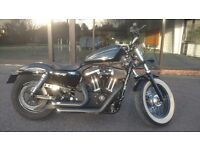 Harley Davidson 48 Forty Eight 2013