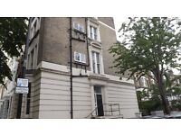 1 double bedroom apartment in the heart of Ladbroke grove Notting Hill currently being decorated
