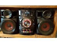 LG stereo hi-fi