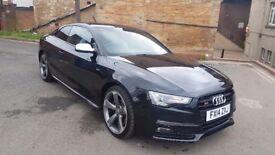 Audi S5 3.0 V6T Black Edition (2014) 333BHP
