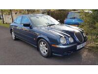 Exchange 1999 'Retro' Jaguar S Type 3.0 V6 Petrol Manual 240bhp
