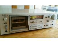Sony TC-K61 Vintage Cassette Deck