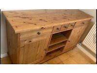 Sideboard, side cabinet