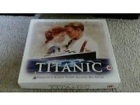 Titanic VHS Collectors BOXSET! £5.00!
