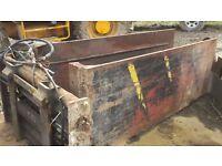 Fork Lift Bale Squeeze £460 plus vat £552