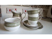Retro China tea set