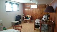 Basement suite near U of A & Whyte ave