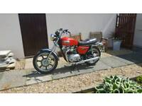 1980 triumph Bonneville t140d special