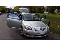 2007 Toyota Avensis 2.0 D-4D TR 5dr Fully HPI Clear Service History Good Runner @07725982426 @