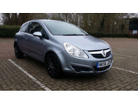 Vauxhall Corsa 1.2 i 16v Club 3dr with MAIN DEALER HISTORY, Only 1 Owner from new