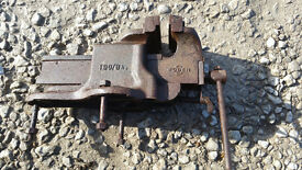 Woden 190/8A Engineering Vice with Quick Release AND RECORD VICE No.23 Engineers vice