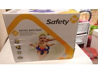 Safety 1st Swivel Bath Seat For Baby