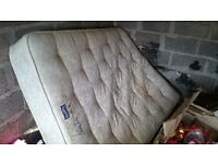 Mattress double bed