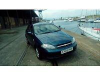 VERY NICE 09 PLATE CHEV LACETTI. 69K. FEB 19 MOT. GREAT CAR. NO OFFERS
