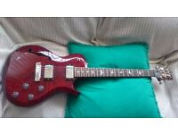 PRS S2 Singlecut Semi Hollow guitar (MIA Made in USA)