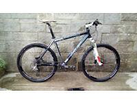 XC Mountain Bike Good Spec. Light