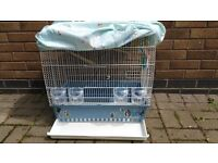NO OFFERS bird budgie finch canary cage