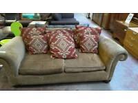 Sofa & cushions
