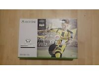 Brand new Xbox One 500 GB with FIFA 17
