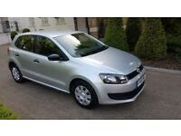 2012 VW Polo 1.2 Bluemotion-1 OWNER-LOW MILEAGE-FULL SERVICE HISTORY