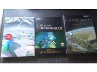 BBC David Attenborough Collections