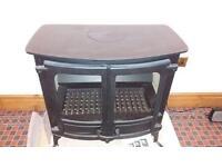 Charnwood III multi fuel stove