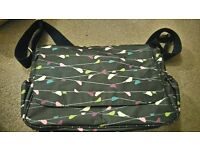 mothercare changing bag. excellent condition