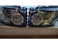 Land Rover Discovery 4 Halogen Headlights