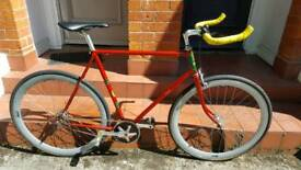 Lincoln Hopper Vintage Fixie Bike (57cm)