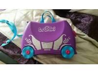 Princess carriage trunkie