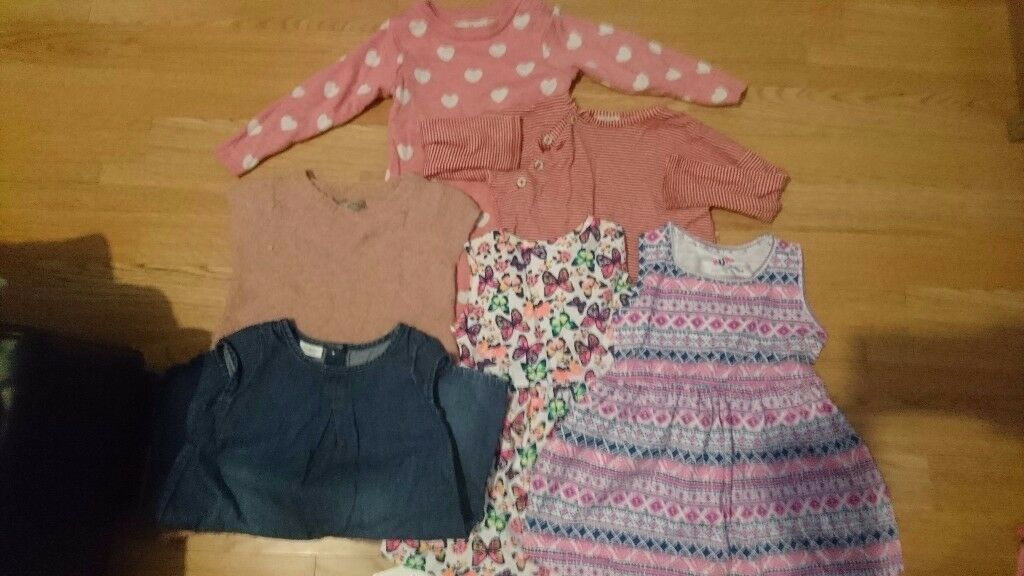 Bundle of girls 12-18 months and 1 1/2 - 2 years