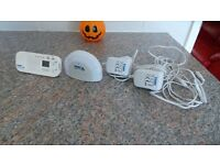 FOR SALE, TOMY( sr325) DIGITAL BABY ROOM MONITOR,PORTABLE,nearly new,£ 25