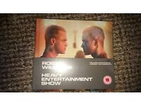 Robbie Williams - Brand New and Packaged Heavy Entertainment Show CD