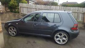 Volkswagen golf 150 breack clean car 100%