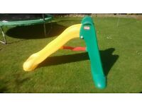 Little Tikes 'Easy Store Large Slide' - almost new!