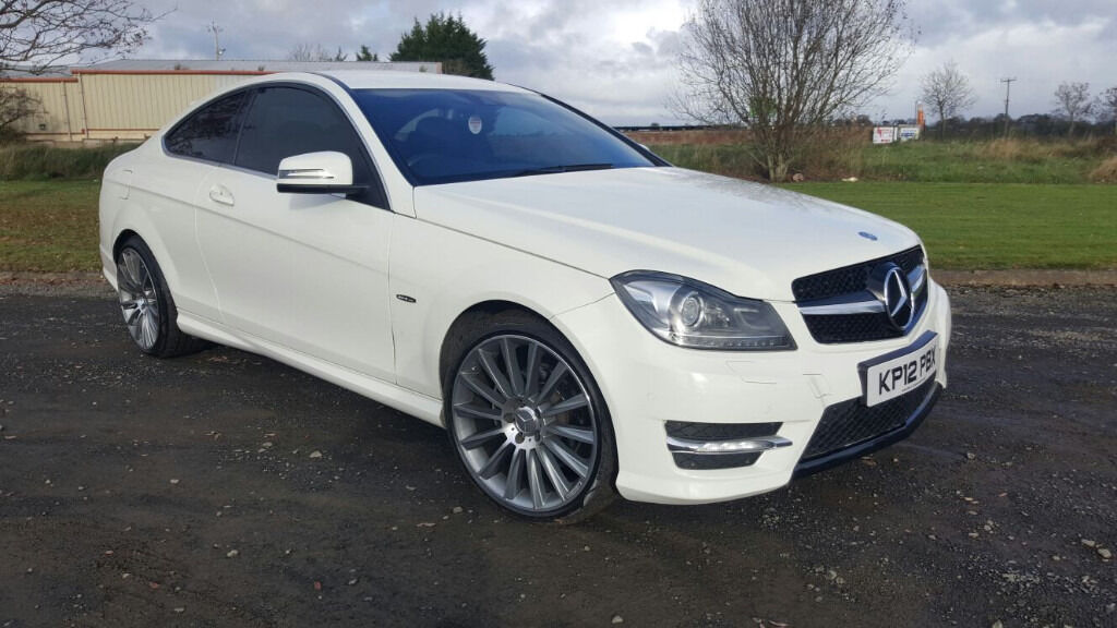 stunning 2012 mercedes c220 amg sport cdi in dunmurry belfast gumtree. Black Bedroom Furniture Sets. Home Design Ideas