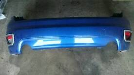 Ford focus st rear bumper