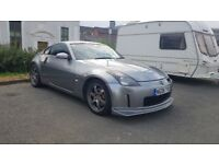 Nissan 350Z, Full Service History and full system cobra exhaust