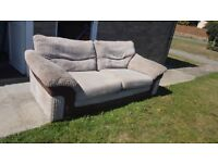 Sofa £20 collect stalham asap