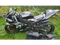 Kawasaki zx10r 2005 px/swap aprilia rsv??