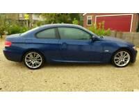 Bmw msport 335i DCT (59 plate) 46k 10months BMW warranty.