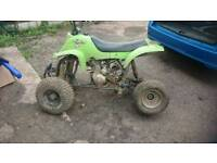 200cc quad and 50cc quads for sale