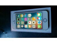 Silver iphone 5s 32gb, as new condition, only 3 days old, open to all networks
