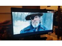 "Logik 29"" Inch LED LCD HD Ready TV DVD Combi Freeview USB Record"