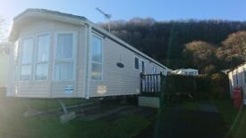 Reluctant Sale, Cheap Caravan West Wales, New Quay First to see will buy *Private Sale*