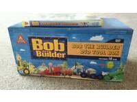 Bob the Builder DVD Toolbox set