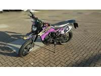Pulse adrenaline 125 cc
