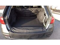 Tailored Fabric Boot Liner for BMW 3 Series Touring (F31) 2012 Onwards