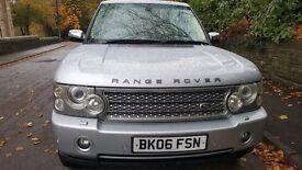 Range rover vogue td6 4x4